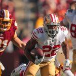 San Francisco 49ers at Washington Redskins Week 7...