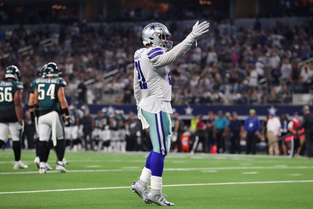 The Dallas Cowboys and the race for the NFC East...