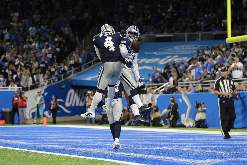 Even in victory, Lions game highlights Dallas...