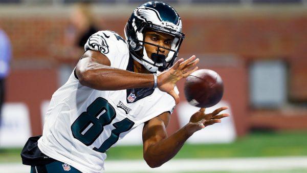Eagles Bring Back Veteran Wide Out Jordan Matthews