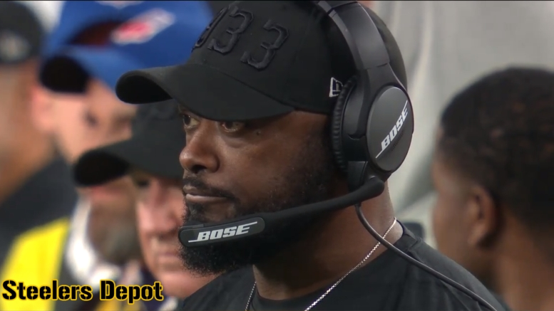 Mike Tomlin Told Team About Loss, 'Own It, Chew On...