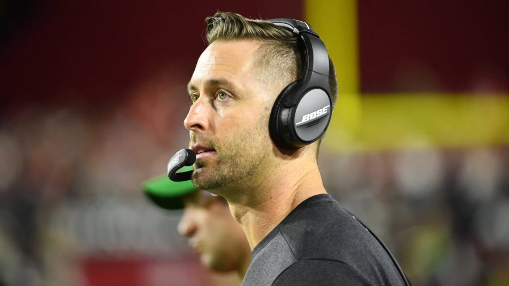 Kliff Kingsbury Could Follow Bruce Arians'...