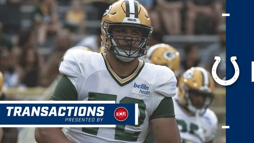 The Indianapolis Colts have announced that they...