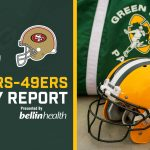 Injury Report: Packers at 49ers Week 12