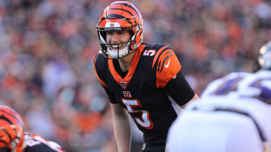 """Ryan Finley sees """"a lot to build on"""" after first..."""