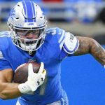 Lions' Ty Johnson out of concussion protocol, can...