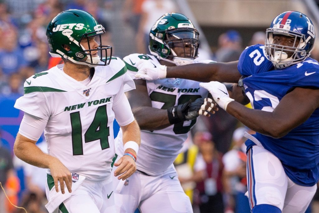 Blooper Bowl between Giants, Jets will leave you...