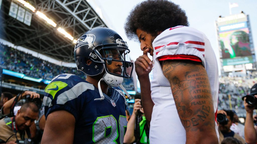 Seahawks to have representative at Colin...