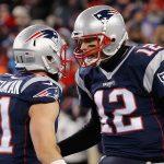 Julian Edelman questionable, Tom Brady off injury...