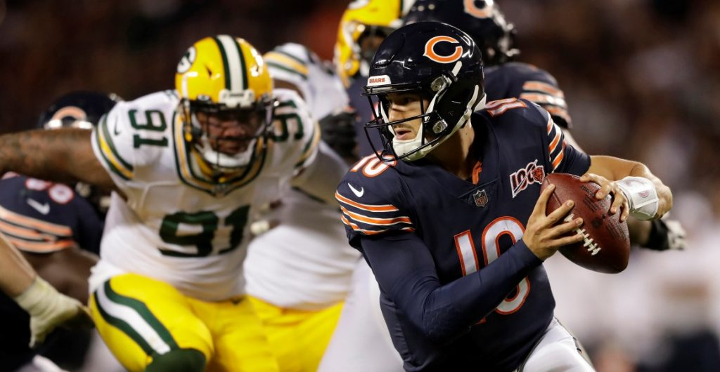 ESPN Upset Watch: Bears-Packers | Football...