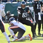 Eagles RT Lane Johnson Dealing with High-Ankle...
