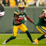'Swervin' Ervin' boosts the Packers' punt return...