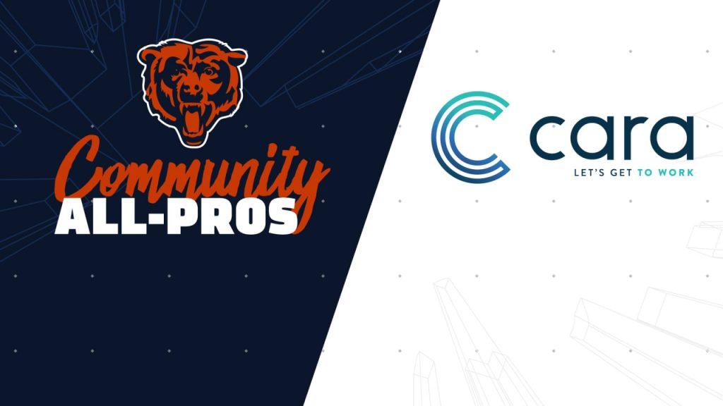 Bears to honor Cara through Community All-Pro...