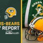 Injury Report: Packers vs. Bears Week 15