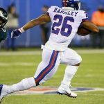 Giants' Saquon Barkley, family know what to expect...