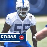 The Indianapolis Colts have elevated linebacker...