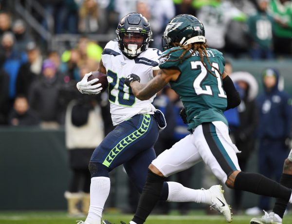 Video: Eagles Host the Seahawks in NFC Wild Card...