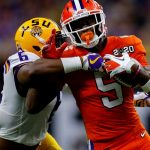 Eagles land Clemson WR Tee Higgins in latest mock...