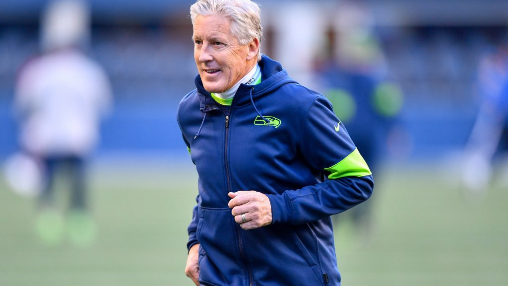Pete Carroll to Seahawks ahead of playoffs: 'It's...