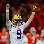 Father says Joe Burrow has no problem with...