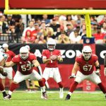 Cardinals' Offensive Line Hopes To Remain Together