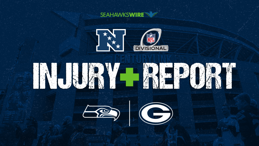 Seahawks vs. Packers injury report: Key...