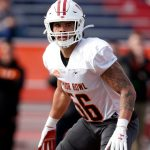 Seahawks select linebacker in 1st round of Mel...
