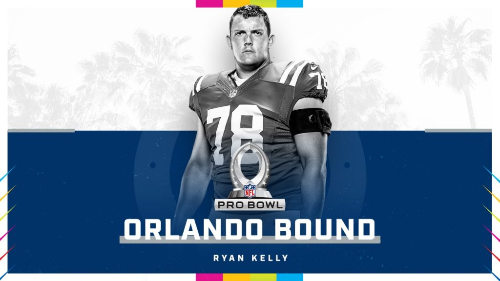 Indianapolis Colts center Ryan Kelly has been...