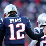 James White unclear on Tom Brady's intentions, but...