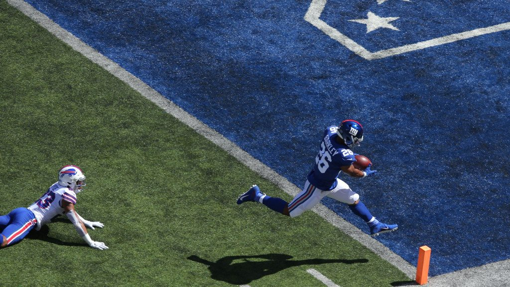 7 New York Giants among top 200 fantasy players of...