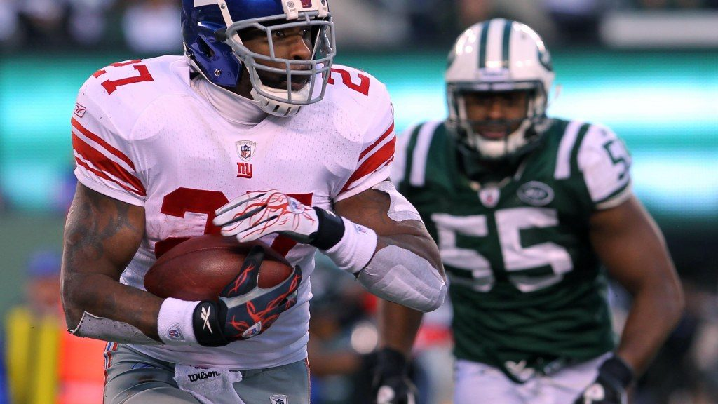 Brandon Jacobs wants more Jets involved with...