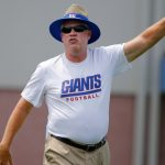 Ex-New York Giant Kevin Gilbride has high hopes...